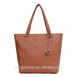 zipper closure jute bag leather