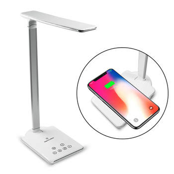 New Trend Products Table Led Lamp With Wireless Charger