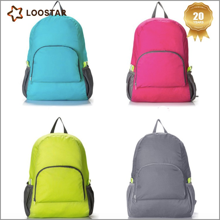 APU038 Top Quality Best Quality China Wholesale Teen Foldable <strong>Backpack</strong>