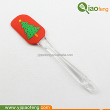 Bakery equipment dollar store items PP handle spatula silicone