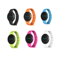 H8 Bluetooth 4.0 heart rate monitor smartband vibrating alarm bracelet electronics touch skin watch smart wristband manual