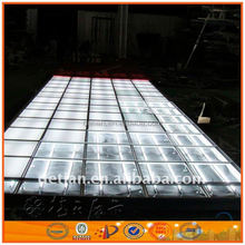 light weight folding portable stage portable outdoor event stage exhibition stage
