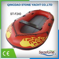 luxury fiberglass bottom dive rib boat manufacture hot sale