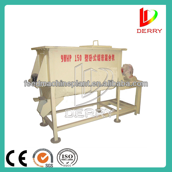 SLHY Series Double ribbon Horizontal Screw Mixer CE/ISO Approval