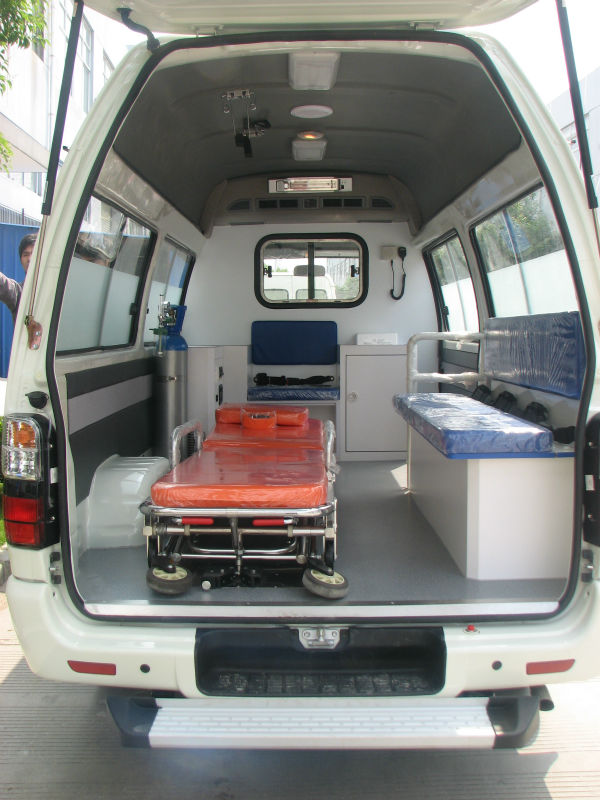 Golden Dragon Icu High Roof Ambulance - Buy High Roof ...