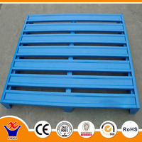 standard euro size stacking steel 1200 x 800 pallet