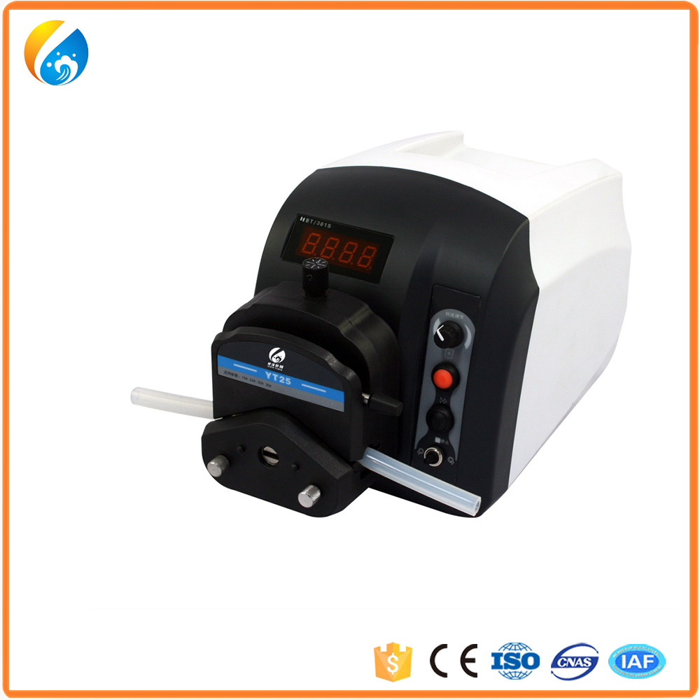 Chinese manufacture hight quality Russian version peristlatic pump
