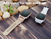 Accept paypal WiFi G-sensor children mobile gps watch