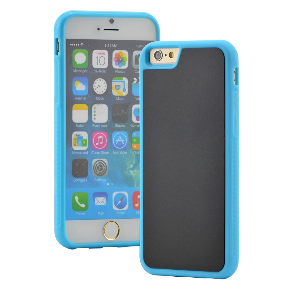 For Iphone 5 5s Newest Products Nano adsorption Case Anti-Gravity Magic Case