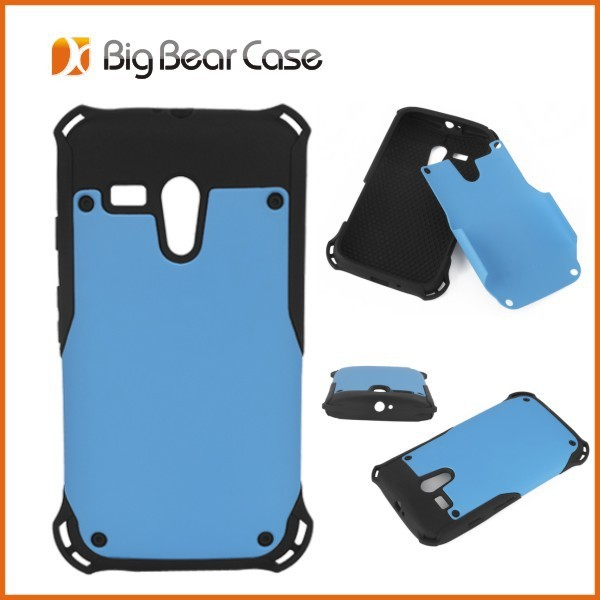 Hybrid shockproof mobile phone case cover for lg f60