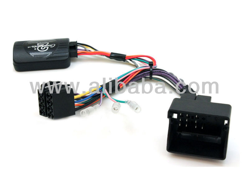 Peugeot 206 CAN-BUS SWC Interface