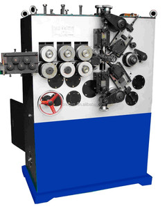 Automatic spring coiling making machine spring forming machine