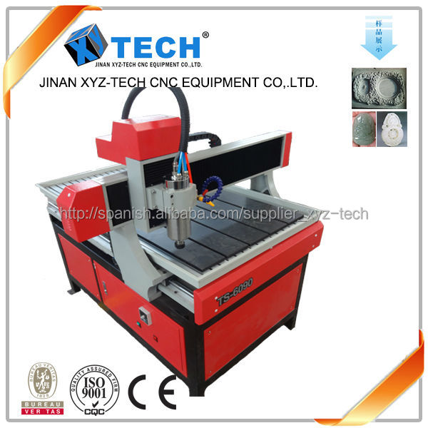 China high quality CNC router machine 6090 CNC machining for jewellery