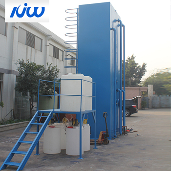 Drinking Tap Integrated Water Purification Plant Treatment System Filter Machine Project Construction