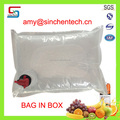 BIB packaging concentrate juice bag