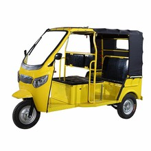 Electric auto rickshaw pedicab tuk tuk for sale