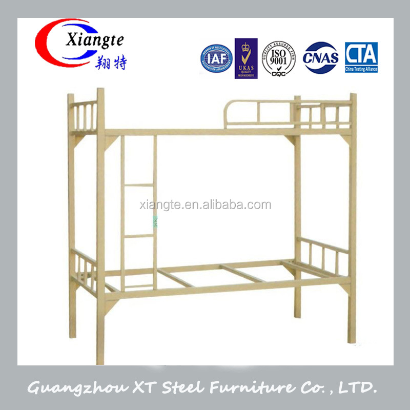 iron Bunk Bed for school and kids, iron bed for adult apartment furniture