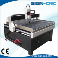 Advertising sign machine cnc router machine for aluminum