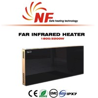 Wall slim 2200W portable infrared heater