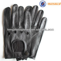 bicycle leather gloves