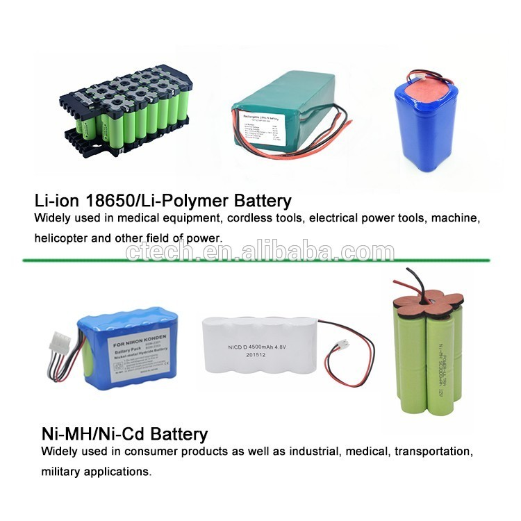 48V high capacity 18650 battery pack electric car battery