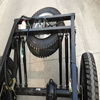 special designed three wheel tricycle for handicapped people