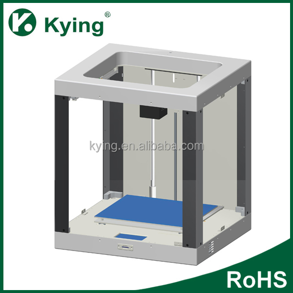 Good Quality Desktop 3D Printer KY-IR8G003C with ABS, PLA Filaments, Build Size 300*250*300mm