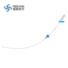 Medical Disposable PU Single Lumen Central Venous Cannula