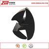 EPDM solid rubber glazing channel profiles for auto