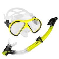 Professional dive mask snorkeling set/mask and snorkel set/diving set