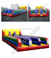 Inflatable bungee run sports game for adult B6063