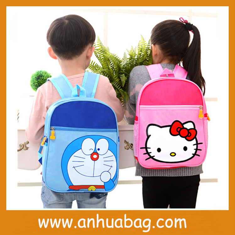 SG095 promotion kids zoo animal school backpack OEM