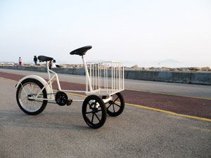 Bikomobil Three-wheel bicycles