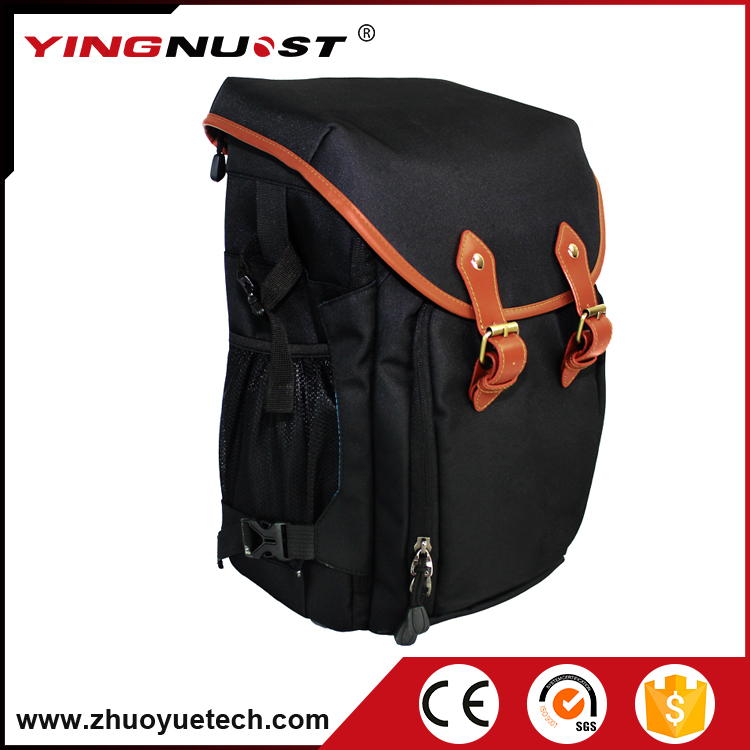 2017 China Factory Waterproof Backpacks Photography Cheap dslr Camera Video Photo Bag Outdoor Backpack with Rain Cover