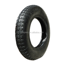 Wheelbarrow tire and tube 3.25/3.00-8 for Brazil market
