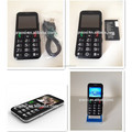 Senior Citizen Mobile Phone Dual Sim Mobile Phone with loud volume long standby