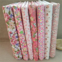 small flower design cotton flannel fabric garment fabric kid's pajama fabric