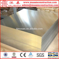 Prime Quality musam brand 2.8/2.8 coating T3 BA Lacquered Tinplate Steel Sheet