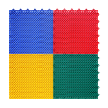 SUGE High Quality Outdoor Volleyball Court Interlocking Sports Flooring