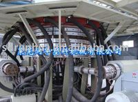 LLDPE,LDPE Three-layer Coextrusion Agriculture film blowing machine