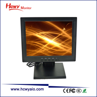 TFT 10 USB Touch Screen LCD Monitor 4 Wire Resistive Touchscreen Monitor