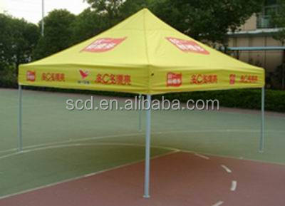 Indoor / Outdoor advertising tent with Logo printing