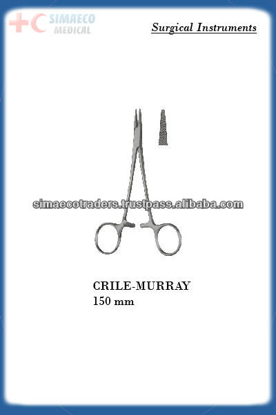 Crile Murray Surgical Needle Holder