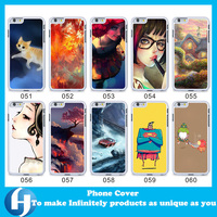 Phone accessories custom plastic pc hard phone case cover for iphone 6s/6/5se