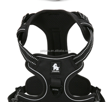 Truelove Front Range Reflective Duraflex Soft Mesh Pet Dog Harness for training