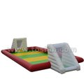 Outdoor games inflatable water soccer field A6059