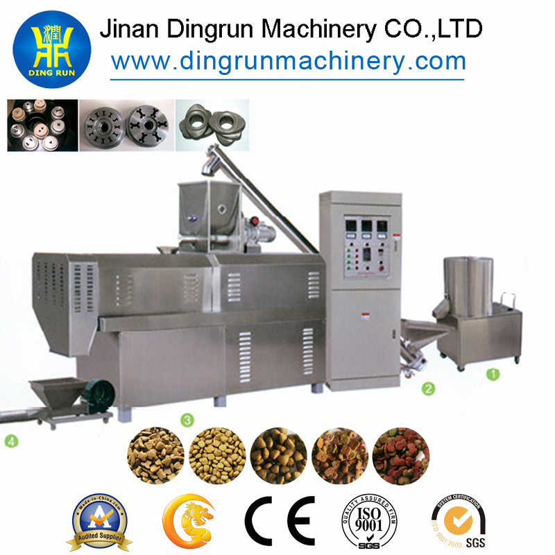 Dog food making machine/processing line /plant