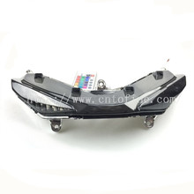 new product motorcycle parts exciter 150 front headlight colourful head lamp