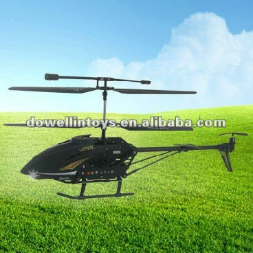 HOT !!! 3.5CH Metal RC Hubschrauber With Gyro+light