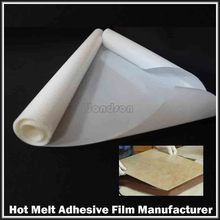 Polyester Synthetic Resin Adhering Wood Hot Melt Adhesive Film